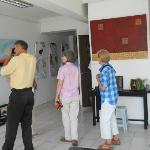 Visiting to Studio#4