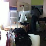 our room - yes that's all of it