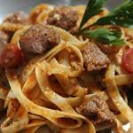 Pasta Rendang : East meets West....perfect