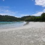 PIBR private beach
