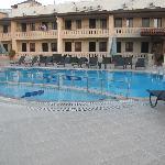 piscine troisième niveau