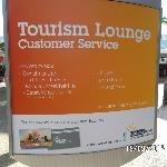 Tourism Lounge at Harbour Town