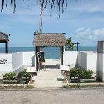 Beach n Pool area