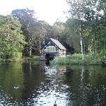 The Boat House at Pullwood Bay