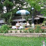 Tuin van Galare Guesthouse Chiang Mai