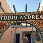 Entrance of Andreas
