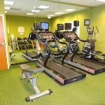 Fitness-Raum