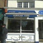 the popular caf?