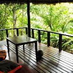 terrasse cottage n°2
