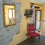 Bedroom TV / Chair