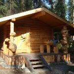 Carlo Creek cabin w/o restroom