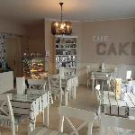 Inside Café Cake