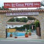 Casa Pepe Cocina Mediterranea Foto