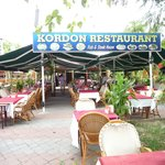 Kordon riverside