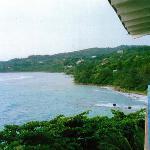View from Villa Grande