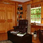 Relaxing Leather Reading Chairs