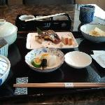Japanese Set breakfast