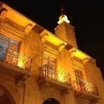 Beautifully restored Beirut downtown
