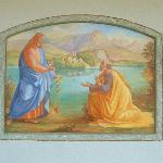 Decorative panel - Penzion Bled