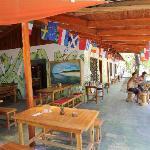 Reception and Restaurante