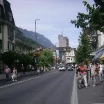 Calle alrededores