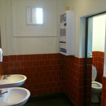 Crooked Billet - The loo