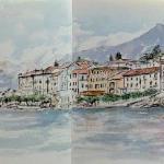 Bellagio lakefront