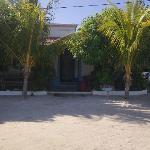 entrata, con patio