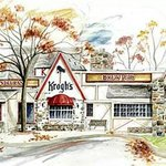Autumn afternoon at Krogh's