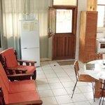 Affordable/Budget Flatlet Open plan dining lounge