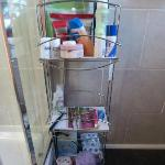 All toiletries are supplied and ready for use if you require. Jo thought of everything