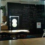 the menuboard