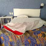 cama, control remoto