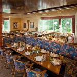 Bar und Restaurant im alten Mühlenhaus