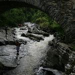 Tubing on River Feshie