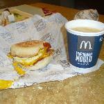 Egg McMuffin & Coffee