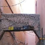 Riad Slawi Street Sign