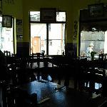 Quiet afternoon, Madrid, Flagstaff