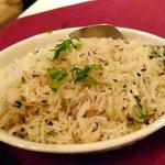 Jeera rice