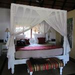 Shingwedzi Chalet Bedroom