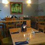 In the restaurant - Bistro style