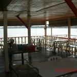 Nice waterfront setting at Nonthaburi