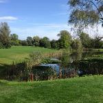 Asolo Golfplatz