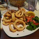 calamars fries