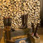 Bowland Boot Display