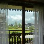Превосходный вид из окна