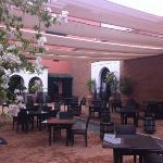 moroccan restaurant onsite