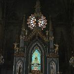 tha main altar