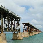 alte Brücke am Bahia Honda State Park