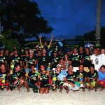 Phangan Breeze kiteboarding competition 2012. Organized by One2kite